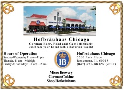 Hofbrauhaus 5th Anniversary Party @ Hofbrauhaus Chicago | Rosemont | Illinois | United States