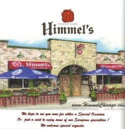Food and Beer Pairing Dinner @ Himmel's | Chicago | Illinois | United States